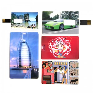 Customized Thumbdrives 3D 2D