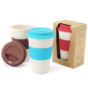 TPG Eco-Friendly Tumbler with Silicone Sleeve
