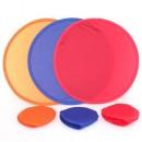 TPG Foldable Semi-Translucent Frisbee – 24cm