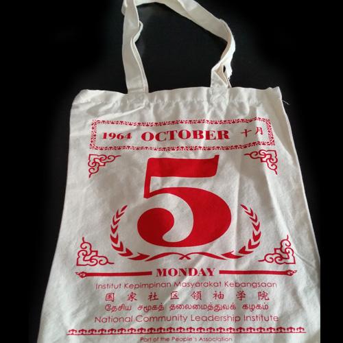TPG FG 296 CANVASS Bag 33x28cm