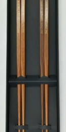 TPG Chopstick 2P set – Wooden