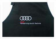 Corporate Gift Singapore Apron Audi