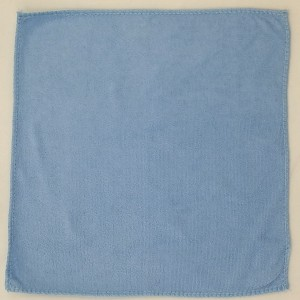 TPG Face Towel - Microfiber Closeup