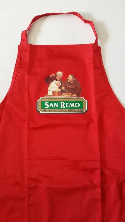 Corporate Gift Singapore TPG Apron - San Remo
