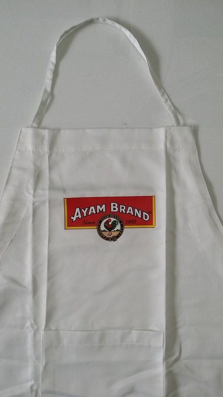 Corporate Gift Singapore Apron - Ayam Brand
