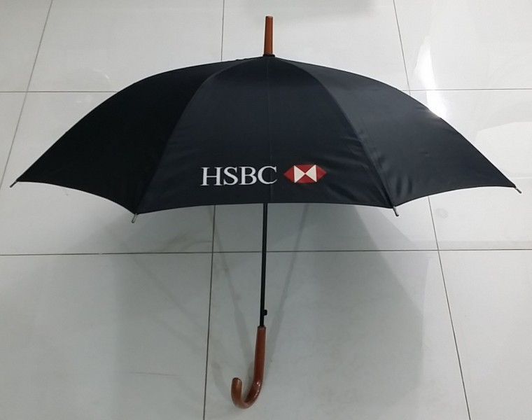 TPG 24″ Solid Colour Umbrella 8P HSBC
