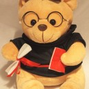 TPG Graduation Bear – 16cm and 20cm