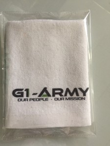 G1 Army Sports Towel The Perfect Gift