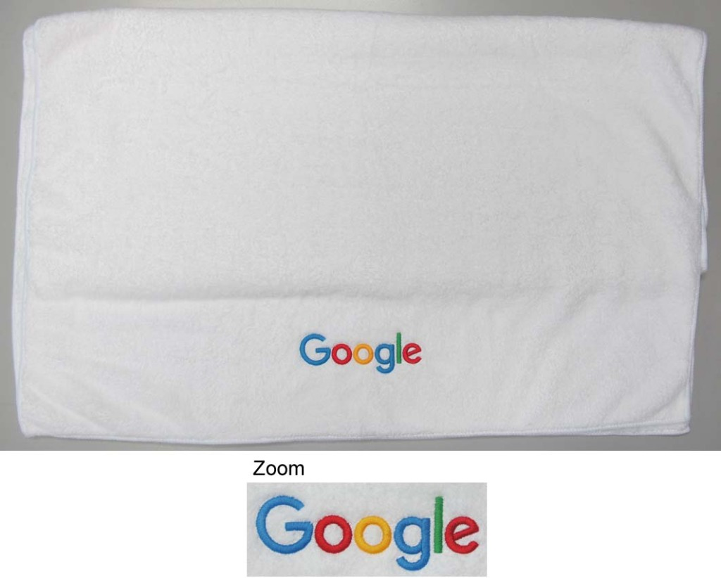 SP5320 Google (Bath Towel) 120x40