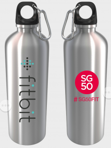 Fitbit bottle The Perfect Gift