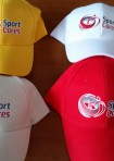 TPG Cotton cap with print at only $6 each (moq apply)