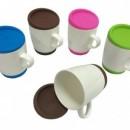 TPG Ceramic Mug – Rubber Lid