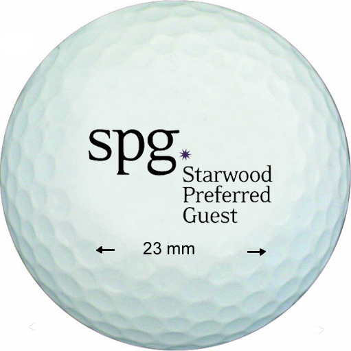 spg golfball proofprint