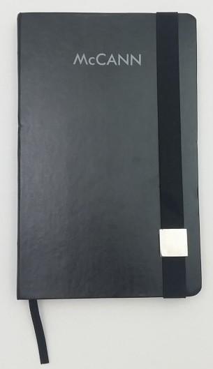 A5 Stylish Notebook - 120 sheets McCANN