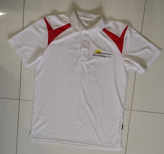 Corporate Gift Singapore TPG Quick Dry Unisex T-Shirt QD24