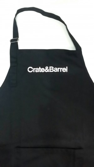 Embriodered Apron - Customised