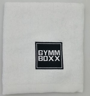 Embriodered Towel - Gymm Boxx