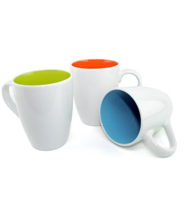 Ceramic Mug - Bi Colour