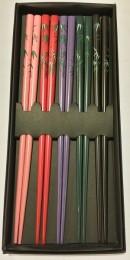 TPG Chopstick 5P set – Bamboo