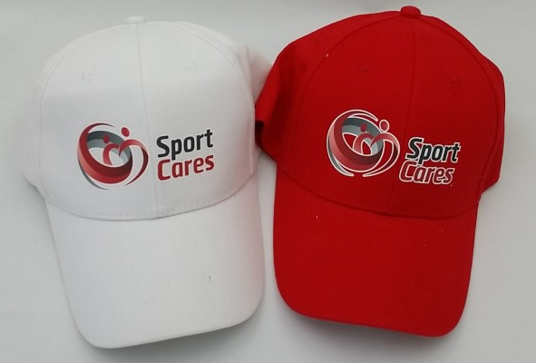 Corporate Gift Singapore SG50 Cap Sport Cares