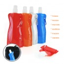 TPG BPA Free Collapsible Water Bottle – 500ml