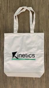 Kinetics Tote bag