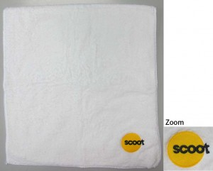 New Scoot (Hand Towel) 52x45mm