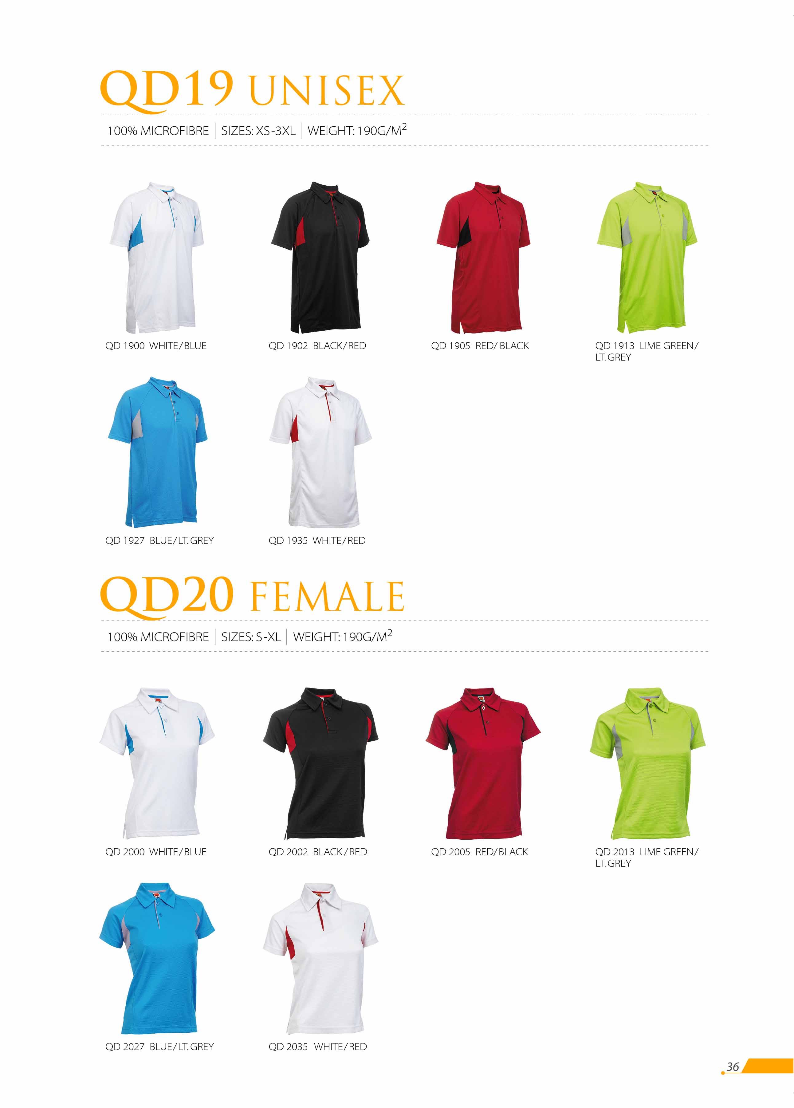Quick Dry DQ19 QD20