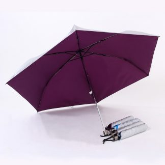 TPG 21″ Ultra Slim UV-Colour Umbrella 6P