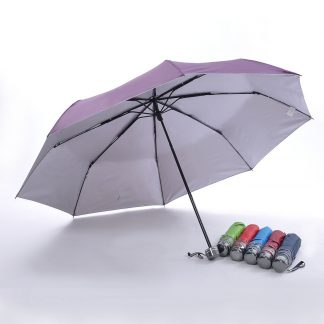 TPG 21 Foldable Color-UV Umbrella 8P