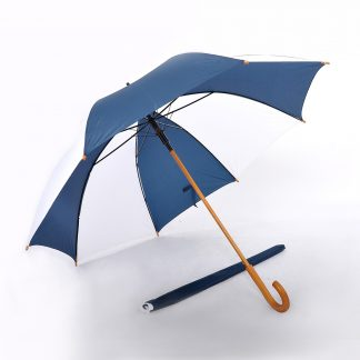 "TPG 27"" Nautical Umbrella (Blue)"