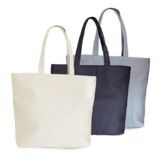 Corporate Gift Singapore Green-La Cotton Tote Bag