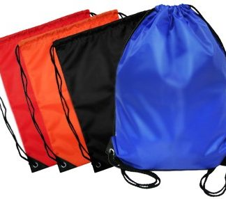Corporate Gift Singapore TPG Sporty drawstring bag