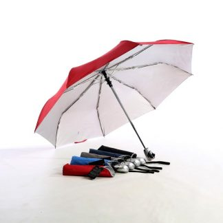 "Corporate Gift Singapore TPG 21"" Auto UV Umbrella 8P"
