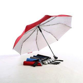 """Corporate Gift Singapore TPG 21"""" Auto UV Umbrella 8P"""