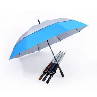 "Corporate Gift Singapore TPG 30"" Double Tier Colour Golf Umbrella"
