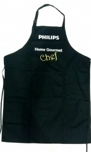 Corporate Gift Singapore TPG Adult Apron - Polyester Metal buckle