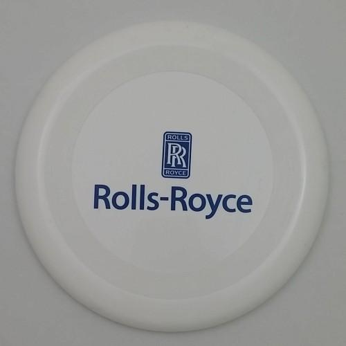 Hard Frisbee - Rolls Royces