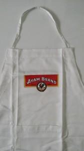 Corporate Gift Singapore Apron - Ayam Brand