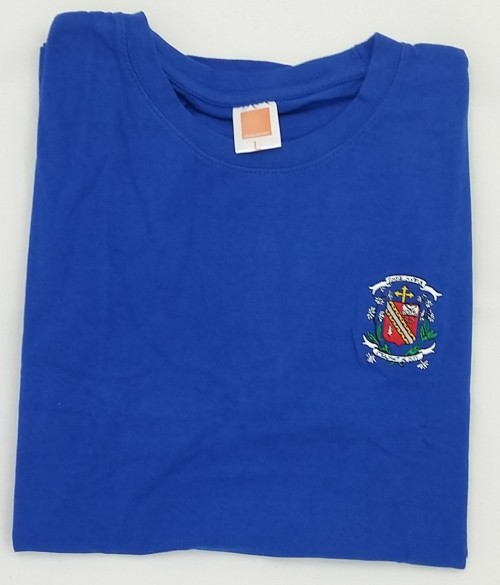 Corporate Gift Singapore T-Shirt: Cotton CHIJ