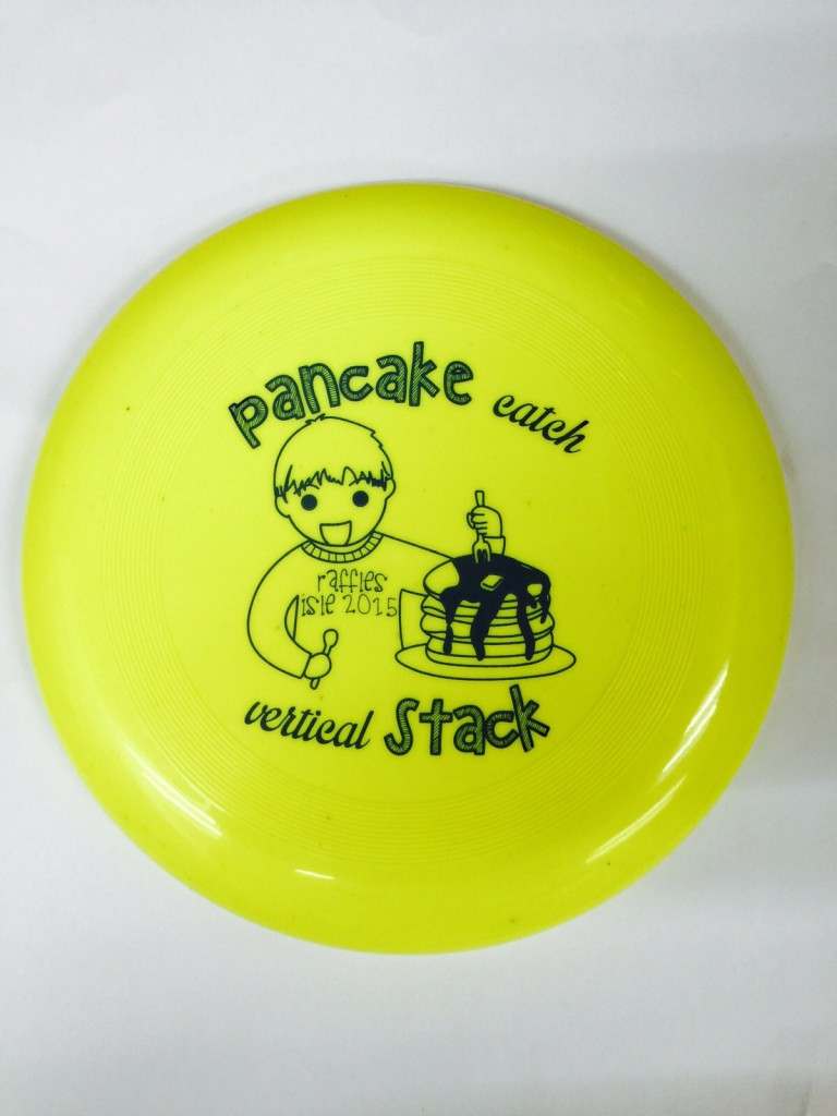 Frisbee The Perfect Gift