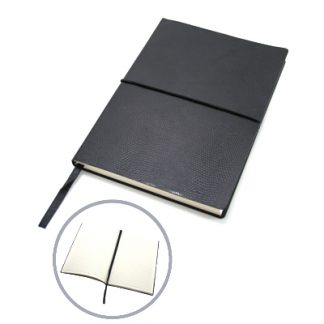 Corporate Gift Singapore TPG Elegant A5 Notebook - 120 sheets