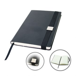 Corporate Gift Singapore TPG Sylish A5 Notebook - 120 sheets