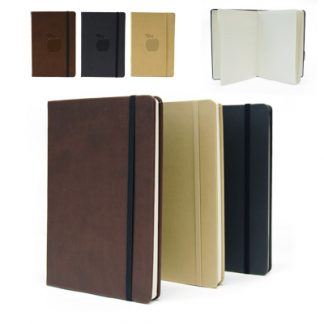 Corporate Gift Singapore TPG A5 Thermo PU Notebook - 96 pages