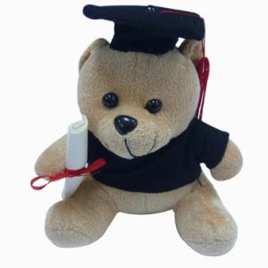 Corporate Gift Singapore TPG Graduation Bear - 16cm