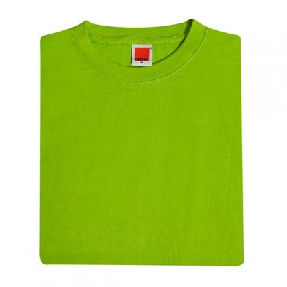 Corporate Gift Singapore TPG Female Cotton T-Shirt (Lime Green)