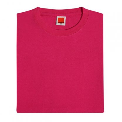 Corporate Gift Singapore TPG Female Cotton T-Shirt (Hot Pink)