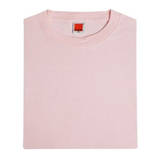 Corporate Gift Singapore TPG Female Cotton T-Shirt (Light Pink)
