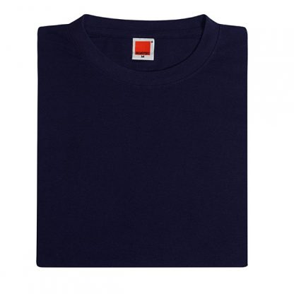Corporate Gift Singapore TPG Female Cotton T-Shirt (Navy Blue)