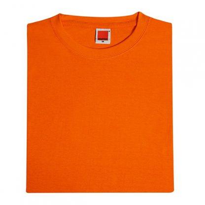 Corporate Gift Singapore TPG Female Cotton T-Shirt (Orange)